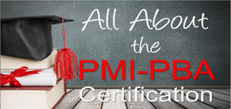 PMI-PBA Certification Exam