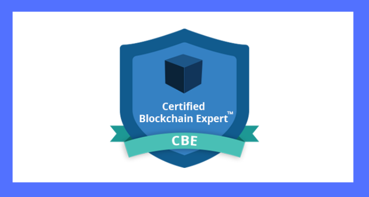 how to become certified blockchain expert