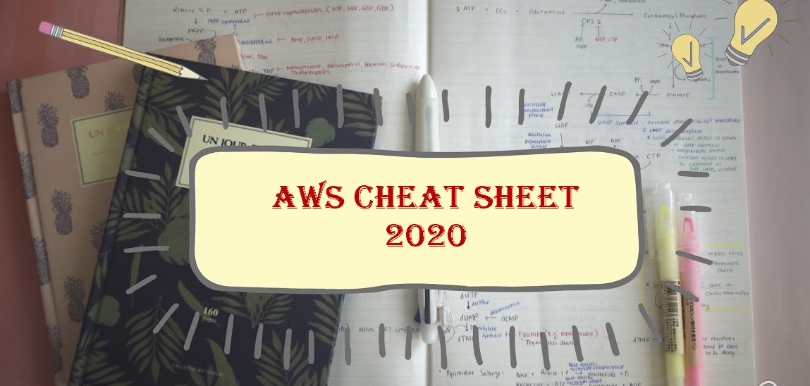 AWS Cheat Sheet 2020