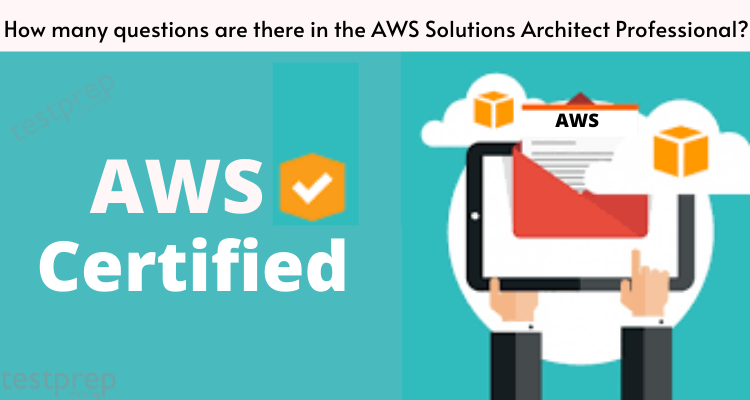 How many questions are there in the AWS Solutions Architect Professional