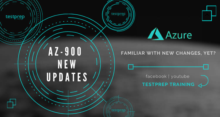 AZ-900 NEW UPDATES