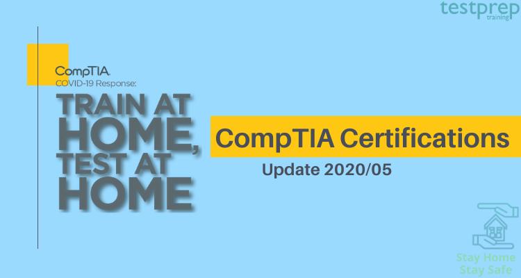 CompTIA Certifications Update