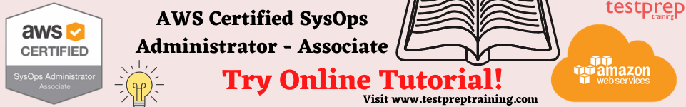 AWS Certified SysOps Administrator - Associate tutorial