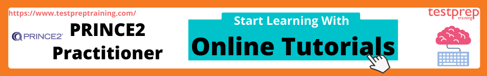 PRINCE2 Practitioner Online Tutorials