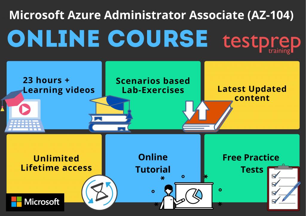Microsoft AZ-104 Online Course