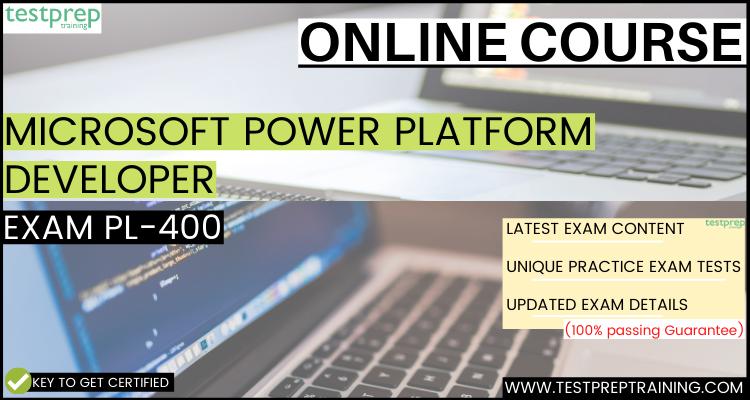 Exam PL-400: Microsoft Power Platform Developer