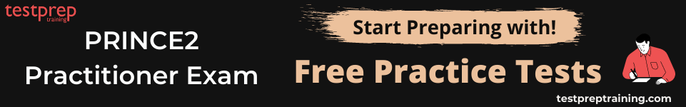 PRINCE2 Practitioner free practice tests