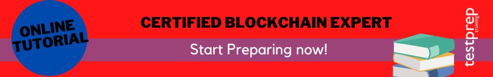 Certified Blockchain Expert online tutorial