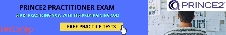 PRINCE2 Practitioner - Free Test