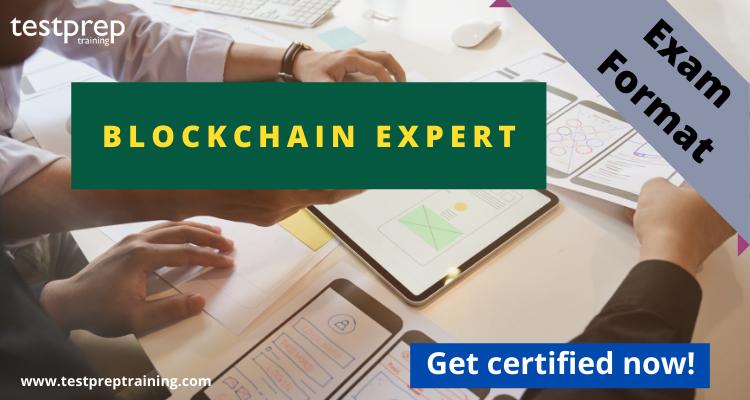 Certified Blockchain Expert Exam Format