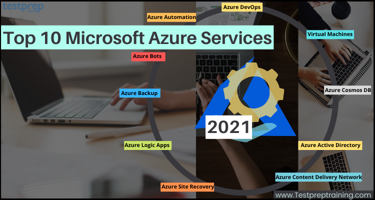 Top 10 Microsoft Azure Services in 2021