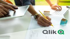 Qlik Sense Business Analyst