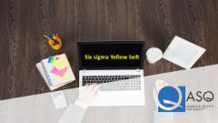 Six Sigma Yellow Belt (SSYB) - ASQ