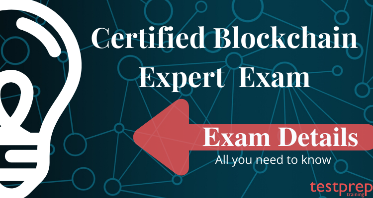 Certified Blockchain Expert Exam Details