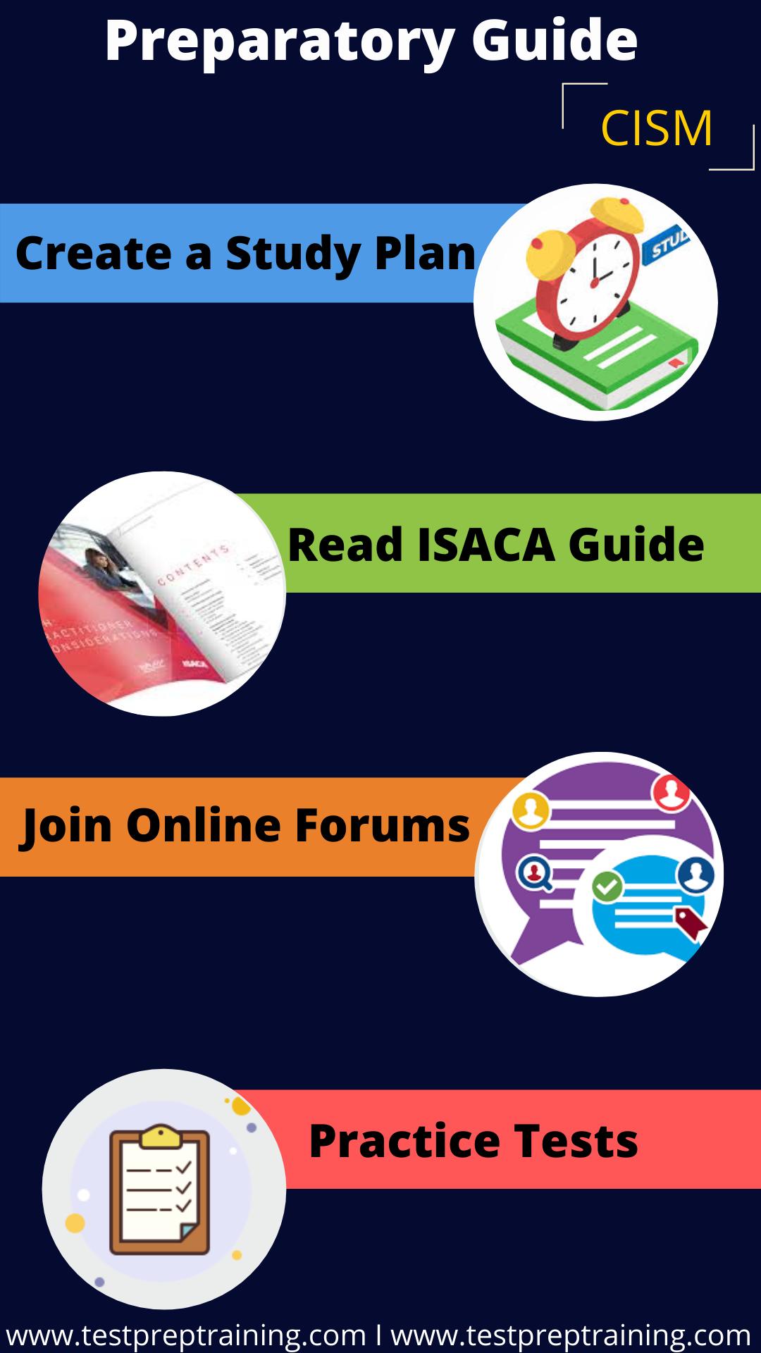 Preparatory Guide for CISM
