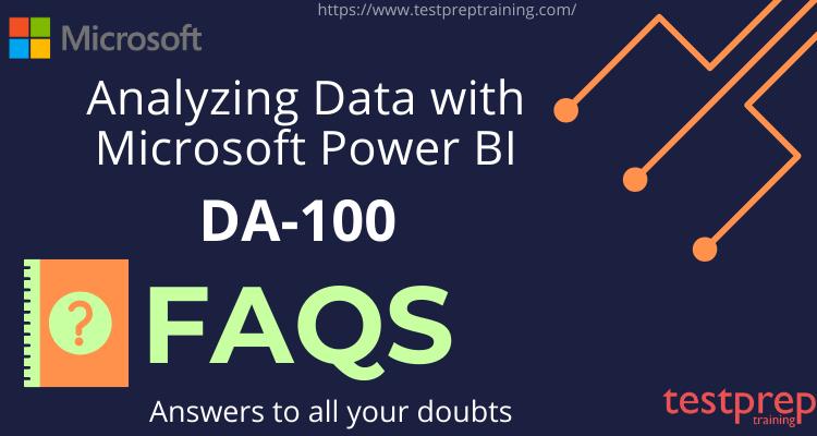 DA-100 FAQ