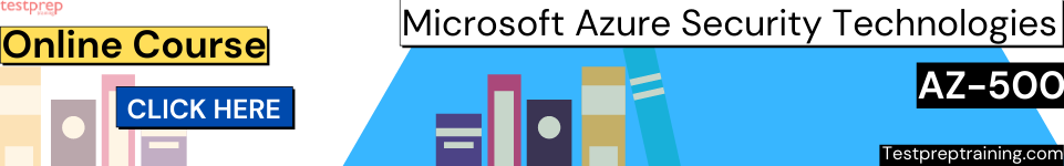 Az-500 online course configure storage accounts concepts