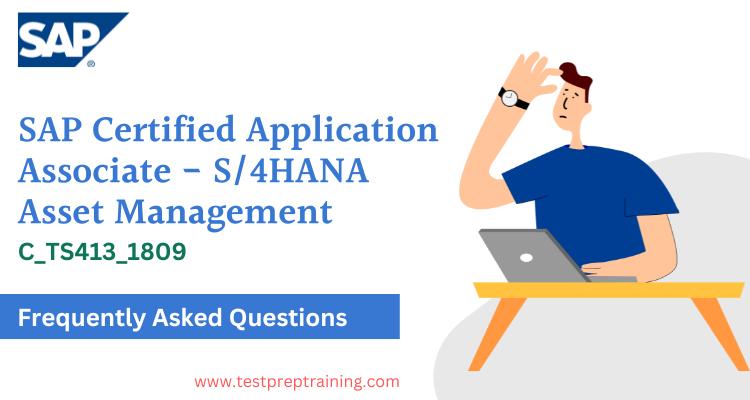 SAP C_TS413_1809 FAQ