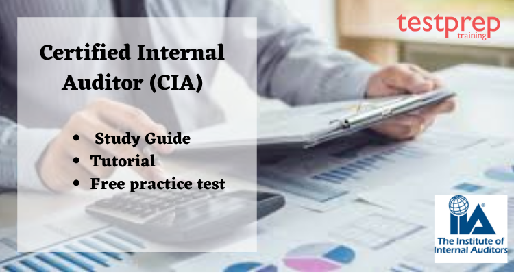 Certified Internal Auditor (CIA) exam study guide