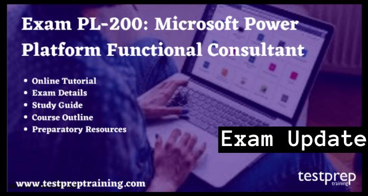 Exam PL-200 Online Tutorial
